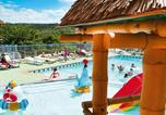 Camping avec Piscine couverte / chauffée Pradons - Camping Le Petit Bois - Camping French Time-2