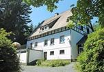 Location vacances Winterberg - Quaint Holiday Home near Skiing Area in Neuastenberg-1
