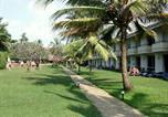 Hôtel Wadduwa - Hibiscus Beach Hotel & Villas-1