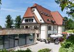 Hôtel Fribourg-en-Brisgau - Caritas Tagungszentrum-1