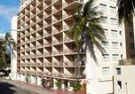Hôtel Honolulu - Pearl Hotel Waikiki-1