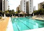 Location vacances Bertioga - Apto com Lazer Completo, Wi-fi e pertinho da Praia-2