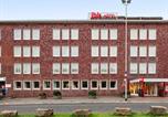 Hôtel Gare de Duisbourg - Ibis Duisburg Hauptbahnhof-1