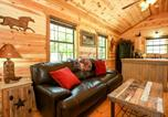 Location vacances Kerrville - God's Country Cabins - Grace-4