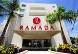 Hôtel Cancún - Ramada by Wyndham Cancun City-2