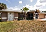Location vacances Punta Gorda - Port Charlotte Home with Views, Heated Pool and Spa!-4
