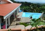 Location vacances  Martinique - La Villa Rosier-1
