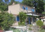 Location vacances Cotignac - Villa Sillans-La-Cascade-4