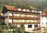 Hôtel Bad Herrenalb - Christliches Nichtraucher-Hotel Garni Sonnenbring-1
