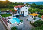 Location vacances Podbablje - Villa Vida a luxury villa in Imotski, private pool-1