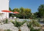 Location vacances La Roque-sur-Pernes - Villa Pernoise-4