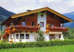 Location vacances Zell am Ziller - Apartment Eberharter-1