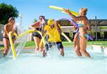 Camping avec Ambiance club Hérault - Camping Le Roucan West-1