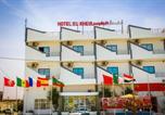 Hôtel Nouakchott - Hotel Elkheir