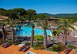 Camping avec Quartiers VIP / Premium Saint-Mandrier-sur-Mer - Yelloh! Village - Les Tournels-2