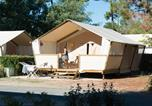 Camping avec Piscine couverte / chauffée Naujac-sur-Mer - Campéole Médoc Plage-3