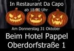 Hôtel Loßburg - Hotel Pappel-1