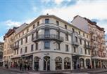 Hôtel Vallières - Campanile Annecy Centre - Gare-1
