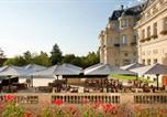 Hôtel 5 étoiles Chessy - Tiara Château Hôtel Mont Royal Chantilly-4