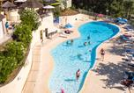 Camping avec Piscine Antibes - Camping Green Park-3