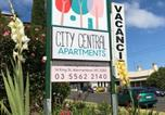 Location vacances Port Fairy - City Central Motor Inn & Apartments-1