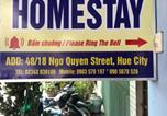 Hôtel Hué - Dimpless Homestay-1