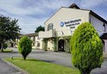 Hôtel Warrington - Best Western Widnes Halton Everglades Park Hotel-1