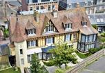 Hôtel Berneval-le-Grand - Villa Castel Chambres d'hôtes B&B-2