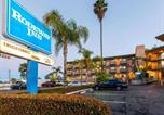 Hôtel Long Beach - Rodeway Inn Signal Hill-1