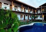Hôtel Granada - Hotel Patio del Malinche-1