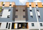 Hôtel Charente-Maritime - Première Classe La Rochelle Centre - Les Minimes-2