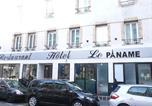 Hôtel Clichy - Hotel Paname Clichy-1