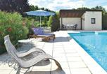 Location vacances Montazeau - Holiday home Vélines 72 with Outdoor Swimmingpool-3