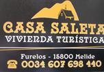 Location vacances  La Corogne - Casa Saleta-2