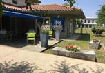 Hôtel Druillat - Ibis budget Bourg en Bresse-2