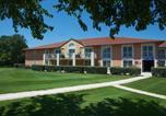 Hôtel Manthes - Best Western Golf d'Albon-4
