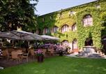 Hôtel Chianciano Terme - Albergo Santa Chiara