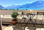 Location vacances Vevey - 73 - Amazing Lake View Apartment-1