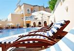 Hôtel Santa Eulària des Riu - Grand Hotel Palladium Santa Eulalia del Río