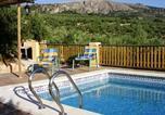 Location vacances Ribera Baja - Holiday home Carrer de Illora-1
