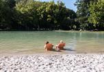 Camping en Bord de lac Dordogne - Camping Village Moulin de Surier-3