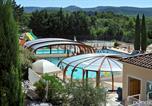Camping avec Site nature Rhône-Alpes - Camping Le Domaine du Cros d'Auzon-1