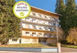 Hôtel Hautes-Pyrénées - City Résidence Termalia-1