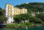 Hôtel 4 étoiles Montreux - Golf Hotel René Capt-3
