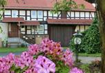 Location vacances Rotenburg an der Fulda - Magnificent holiday home in Obergude Hesse with private terrace-1