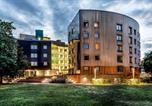 Hôtel Norrköping - Sky Hotel Apartments Valla Berså-4
