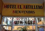 Hôtel Pátzcuaro - Hotel El Artillero-2