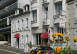 Hôtel Lurcy-Lévis - Hôtel Villa Du Parc-1