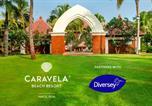 Hôtel Canacona - Caravela Beach Resort-4