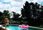 Hôtel 4 étoiles Noves - La Mouréale Pool & Spa-3